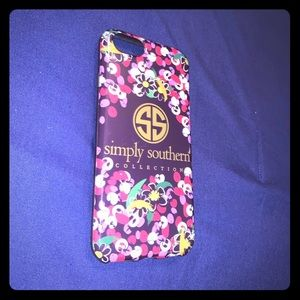 Simply southern iPhone 6/6s case